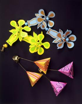 """Something Special"" Paper Earrings"