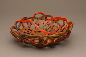 Tutti Frutti Basket (from the Fish Design Collection)