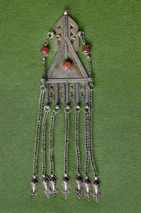 Untitled (Pendant from Turkmenistan)