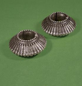 Untitled (Pair of Anklets from Madhya Pradesh, India)