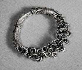 Untitled (Miao Bracelet from China)