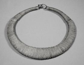 Untitled (Miao Necklace from China)