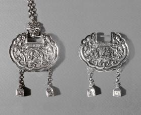 Untitled (Han Necklace Pendant from China)