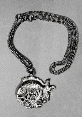 Untitled (Necklace from China)