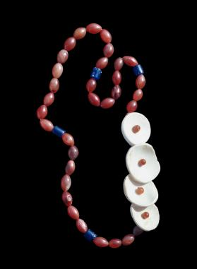 Untitled (Naga Necklace from India)