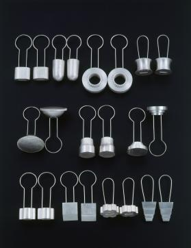 Earrings (Production Set of 11)